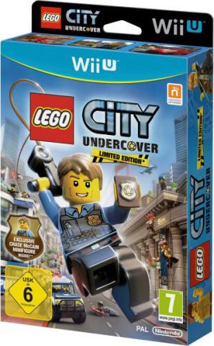 Nintendo Wii U - Lego City Undercover (Limited Edition) für €36,83 [@TheHut.com]