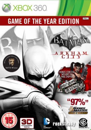 Xbox 360 - Batman Arkham City (Game of the Year Edition) für €13,67 [@TheHut.com]