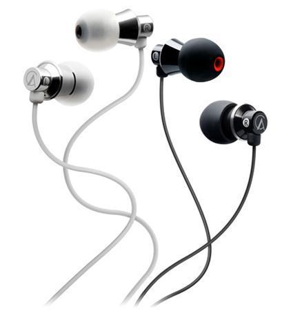 Alienxcandy MG In-Ear-Kopfhörer Schwarz/Silber für iPhone iPod iPad für 7,47€ inkl. VSK statt UVP 15,74€