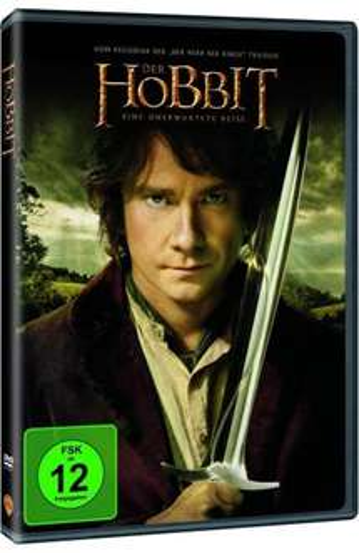 [Lokal] Der Hobbit DVD für 7€ in allen Würzburger Media Märkten