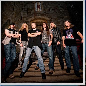 [o2more - Nur für o2 Kunden] Iron Maiden Ein Ticket kaufen - das zweite schenkt O2 für Hamburg am 19.06.2013