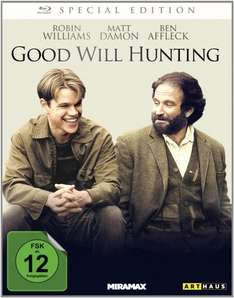 Good will Hunting (Special Edition) - BluRay - Amazon - 9,99€
