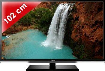 Toshiba LED-Fernseher 40RL933DG für 376,74 € @ MP OHA