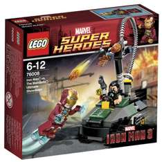 [THEHUT.COM] LEGO IRON MAN VS. THE MANDARIN: ULTIMATE (76008)