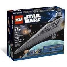 AMAZON.FR - LEGO Star Wars 10221 - Super Sternenzerstörer