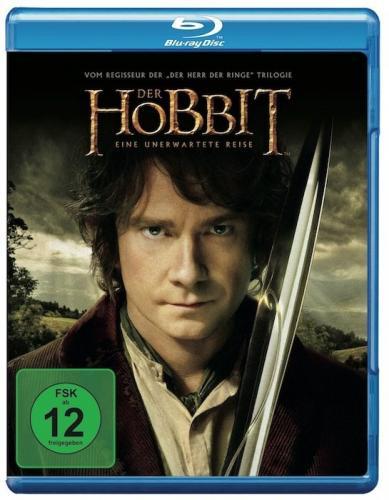 Der Hobbit - Blu-Ray für 11,99 nur am 19.04.13 - ProMarkt