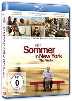 [Blu-ray] Ein Sommer in New York - The Visitor für 6,99 € @ JPC