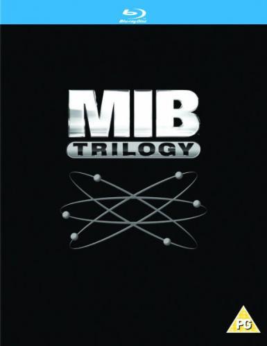 [Blu-ray] Men in Black Trilogy für 16,25 € @ Zavvi