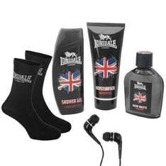 5 tlg. Mens Lonsdale Geschenk-Set! 4,99Euro @ Sports Direct