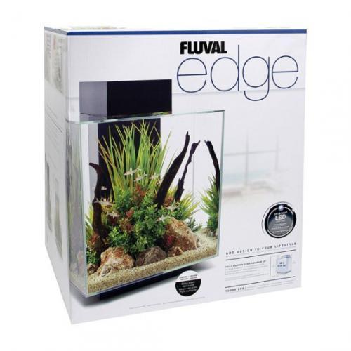 Fluval Edge II Aquarium - Jetzt für 118€ statt UVP 183€ (Vergleich ab 157€)