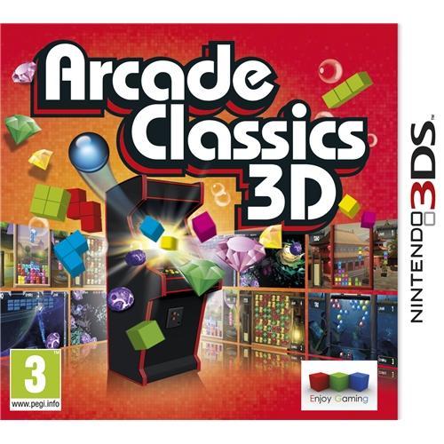 Nintendo 3DS - Arcade Classics 3D für €6,88 [@Shopto.net]