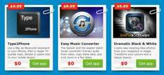 [MAC] 3 kostenlose Apps bei Appyfriday - Type2Phone, Easy Music Converter