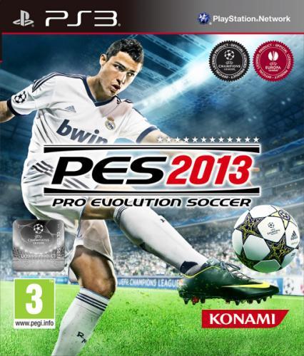 PES 2013 (PS3) für 22,49 € @ Thehut (mit Gutscheincode : REC10)