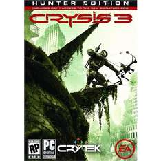 Crysis 3 - Hunter Edition (PS3) für 26,36 € @ simplygames