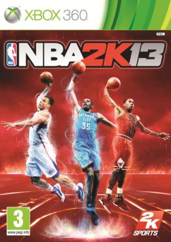 NBA 2K13 (Xbox/PS3) für 23,23 € oder 24,17 € @ Thehut (mit Gutscheincode REC10)