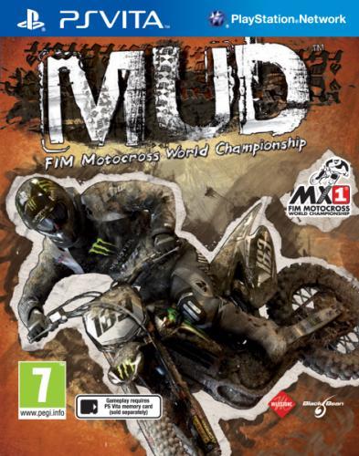 PS Vita - MUD: FIM Motocross World Championship für €11,64 [@TheHut.com]
