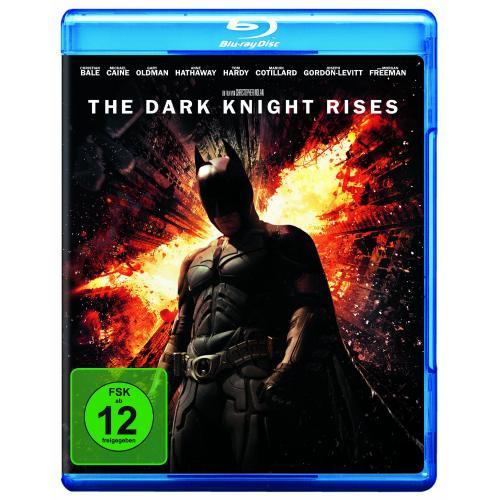 [Blu-ray] The Dark Knight Rises für 7,97 € @ Amazon