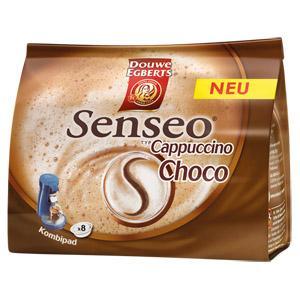 Real: Senseo Cappuccino für € 3,07 / 3 Packungen (m. Gutschein)