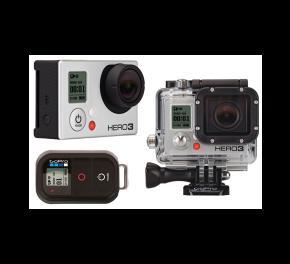 [Schweiz] GoPro Hero 3 Black Edition für 428 CHF /  353 €
