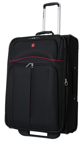 Wenger Reisetrolley Lugano in schwarz (76cm) für 59,95€ frei Haus @dealclub
