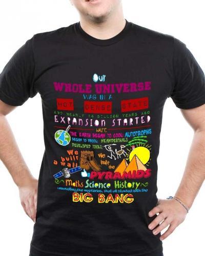 Sale bei HereticWear - Science und Humanisten Shirts ab $9 + Versand aus USA