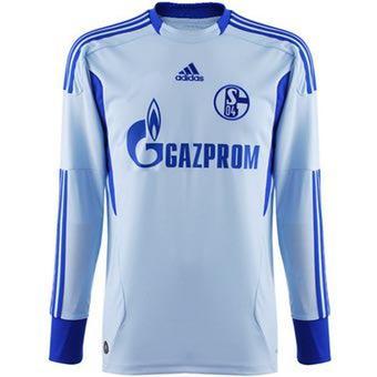 Schalke Torwarttrikot Saison 2011/2012 für 9,90 + 4,90 Versand bei one deal - one day