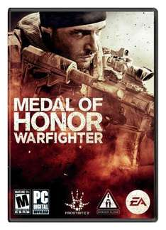 [Amazon.com] Medal of Honor: Warfighter (PC) für 7,65€ als download