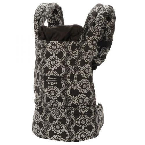 Babytragetasche - Ergobaby ORGANIC Carrier Petunia Komforttrage