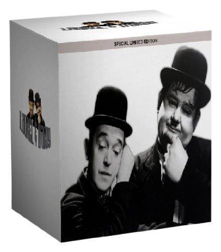 [10 DVDs] Laurel & Hardy für 27,97 EUR inkl. Versand + 10 EUR Fashion Gutschein @ Amazon.de