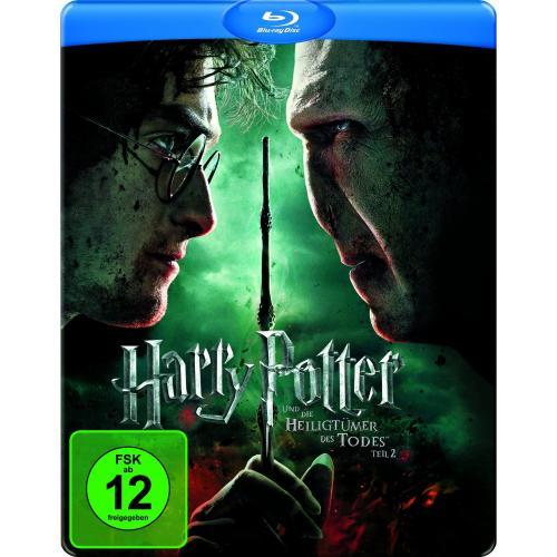 Harry Potter und die Heiligtümer des Todes - Teil 2 BD für 8,97 bei Amazon Blitzangeboten