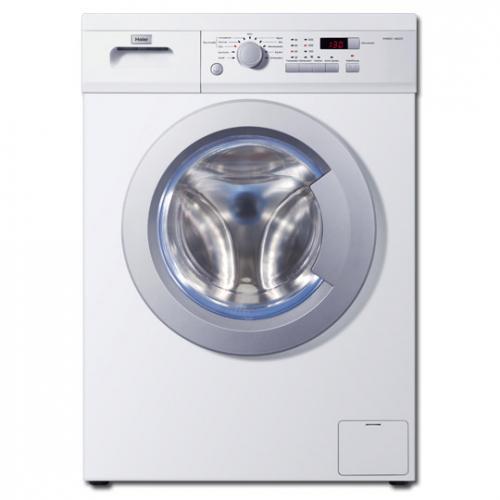 Haier, Waschmaschine HW50-1202D Slimline, Energieeffizienzklasse: A+  für 278,95 € @ real
