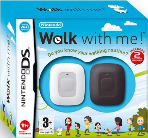(UK) Laufrhythmus DS - Bring Bewegung in dein Leben [Nintendo DS] für 4.64€ @ Zavvi