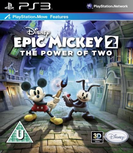 Disney Epic Mickey 2: Die Macht der 2 (The Power Of 2) [UK PS3] für 12,99€