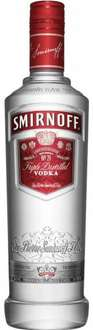 [Lokal Berlin&Umland] Smirnoff Vodka Red Label 0,7l für nur 8,50 EUR @ Kaiser's