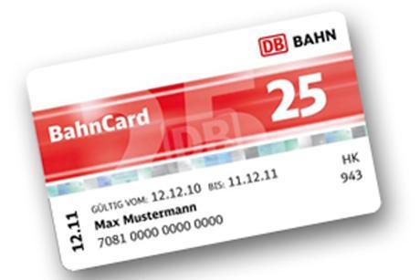 Bis zu 30 EUR Cashback bei Qipu für den Kauf einer BahnCard