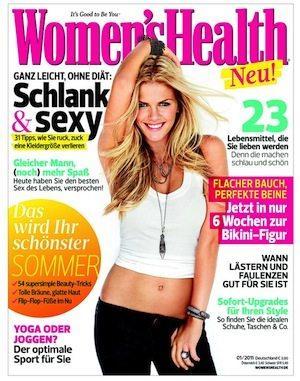 Women's Health für 2 Jahre: 40 € zahlen 30 Euro Bestchoice