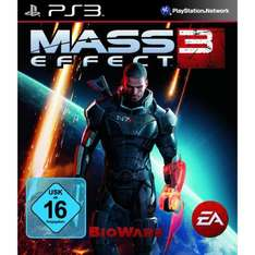 Mass Effect 3 PS3 @Amazon.de (evtl. 3€ Versand)
