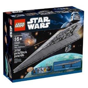 Lego Star Wars Super Sternenzerstörer 10221