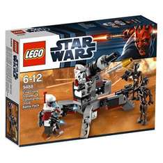 LEGO Star Wars 9488 - ARC Trooper & Commando Droid Battle PackLEGO