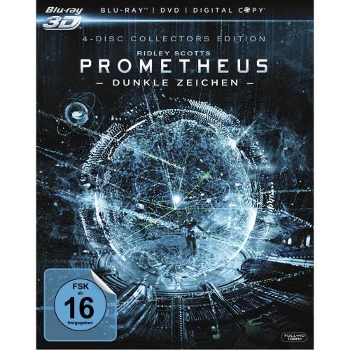 Zwei 3D Filme für 29,98 z.B. Prometheus und i,Robot bei Amazon