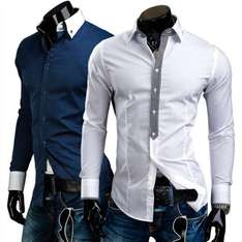 @ebay WOW: BOLF Herrenhemden verschiedene Farben Slim Versandkostenfrei per Express