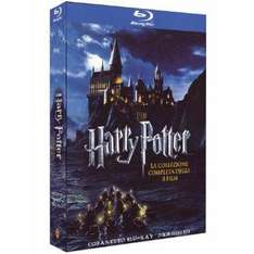 Harry Potter Komplettbox (Italia) (1-8 Disc) mit dt. Ton [Blu-Ray] auf Amazon.es