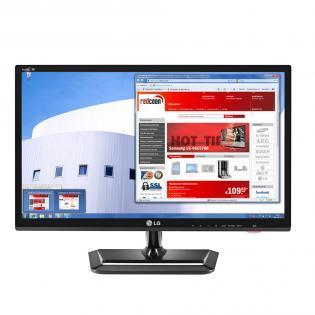 """LG DM2352D-PZ - 23"""" FullHD-IPS-Monitor mit 3D und integriertem DVB-T-/C-Tuner für 199,- @ Redcoon"""