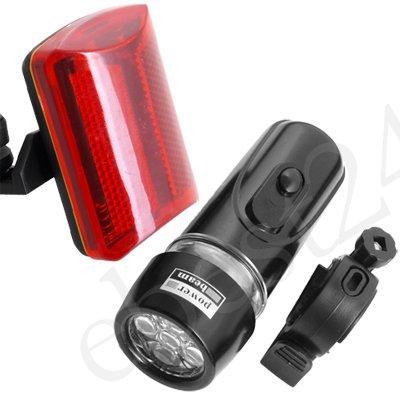 LED Fahrrad Licht Set Vorne + Hinten für nur 4,49€ inkl. Versand