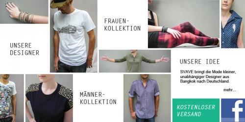 SVAVE - Designermode aus Bangkok günstig nach Deutschland bestellen