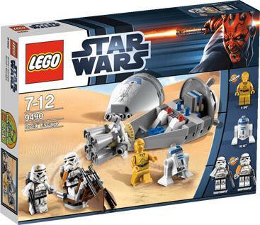 Div. Lego Sets für 9,99€ statt UVP 26,99€ bei Toom, z.B, Star Wars 9490
