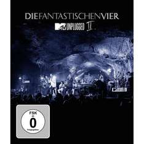 (Amazon) Die Fantastischen Vier - MTV Unplugged II [Blu-ray]
