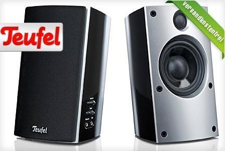 Teufel PC Stereo-Lautsprecher Concept B 20 für 72,79 € Kostenloser Versand  MeinPaket   Bitte löschen ! Ausverkauft !