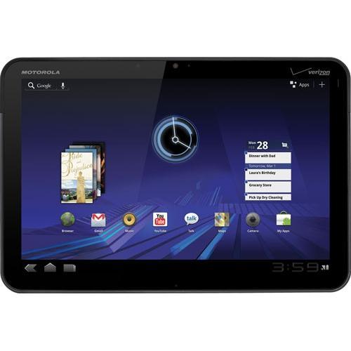 "MOTOROLA XOOM TABLET PC ANDROID 3.0 HD 1GHz 32GB WiFi 3G BLACK 10,1"" KAMERA GPS"