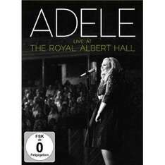 Adele - Live At The Royal Albert Hall (inkl. Bonus-CD) [Blu-ray]